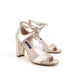 Nine West | Nunzaya Strappy City Sandal Heels 6M